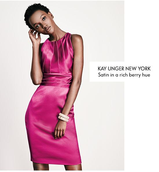 Best Selling Dresses: Kay Unger New York