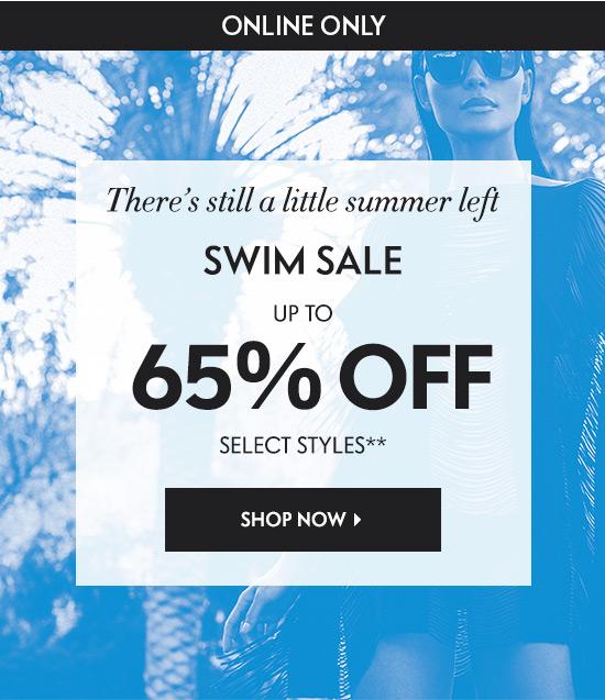 Big-splash savings!