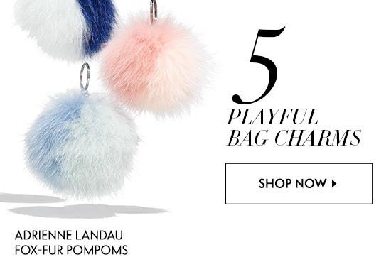The Lucky 7: Playful Bag Charms